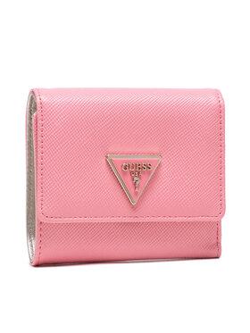 Guess Guess Velká dámská peněženka Cordelia (VG) Slg SWVG81 30430 Růžová