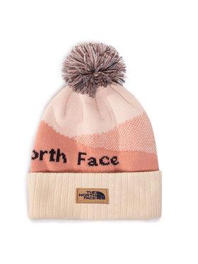 The North Face The North Face Căciulă Recycled Pom Beanie NF0A4SI4R131 Roz