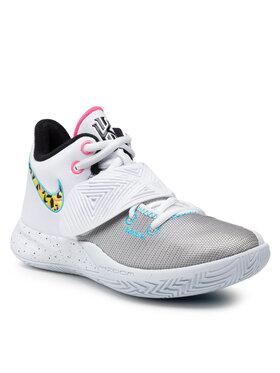 Nike Nike Boty Kyrie Flytrap III BQ3060 104 Bílá