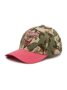 Guess Guess Casquette AGAMI1 CO213 Vert