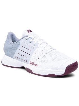 Wilson Wilson Παπούτσια Kaos Komp W WRS327640 Λευκό