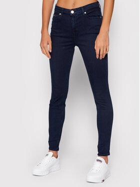 Tommy Jeans Tommy Jeans Jeansy Nora DW0DW09209 Granatowy Skinny Fit