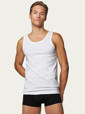 Boss Boss Komplektas: Tank top marškinėliai (3 vnt.) 3P Co 50325387 Balta Regular Fit