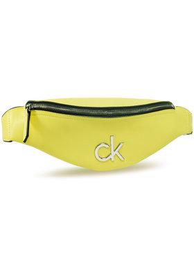 Calvin Klein Calvin Klein Marsupio Re-Lock Waistbag K60K606778 Giallo