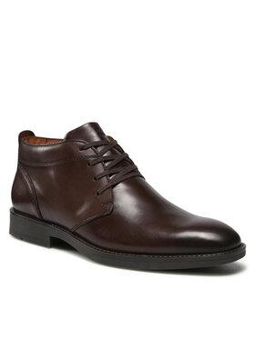 Gino Rossi Gino Rossi Зимни обувки MI07-BB140-A967-04 Кафяв