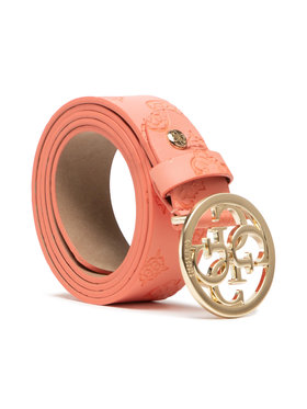 Guess Guess Moteriškas Diržas Bea Belts BW7504 VIN35 Oranžinė