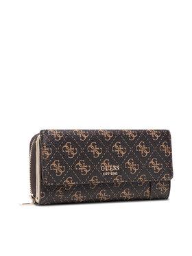 Guess Guess Veľká dámska peňaženka SWQL78 81620 Čierna