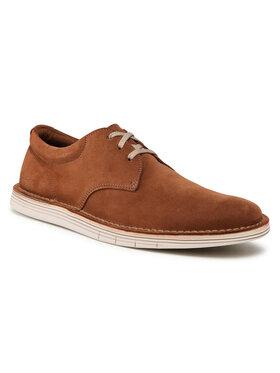 Clarks Clarks Pantofi Forge Vibe 261579747 Maro