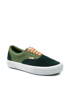Vans Vans Tenisówki Comfycush Era Trk VN0A5DY29KG1 Zielony