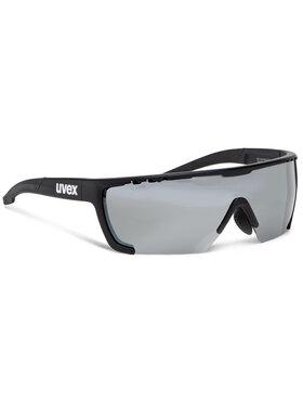 Uvex Uvex Okulary przeciwsłoneczne Sportstyle 707 S5320772216 Czarny