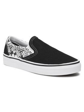 Vans Vans Sneakers aus Stoff Classic Slip-On VN0A33TB3WI1 Schwarz