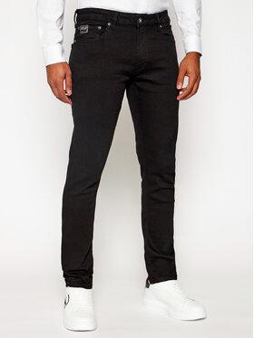 Versace Jeans Couture Versace Jeans Couture Blugi Slim Fit A2GWA0D4 Negru Slim Fit