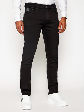 Versace Jeans Couture Versace Jeans Couture Jeansy Slim Fit A2GWA0D4 Czarny Slim Fit