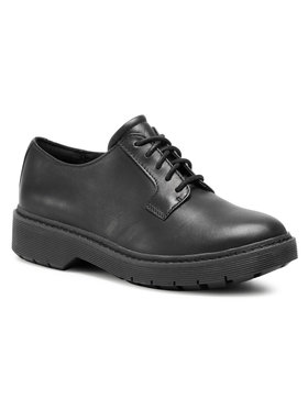 Clarks Clarks Oxford cipők Witcombe Lace 261537164 Fekete