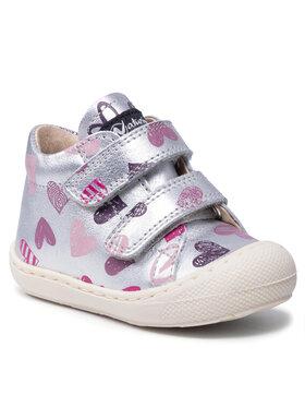Naturino Naturino Sneakersy Cocoon Vl 0012012904.G7.0Q03 Srebrny