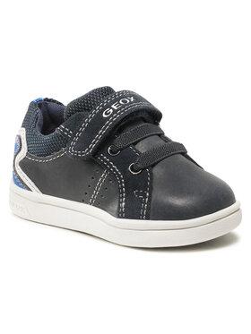 Geox Geox Laisvalaikio batai B Djrock B. A B152CA 0CLFU C4226 M Tamsiai mėlyna