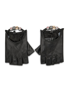 KARL LAGERFELD KARL LAGERFELD Dámske rukavice 215W3602 Čierna