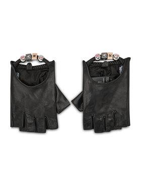 KARL LAGERFELD KARL LAGERFELD Ženske rukavice 215W3602 Crna