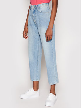Pepe Jeans Pepe Jeans Jeansy Relaxed Fit ARCHIVE Dover PL203939 Mėlyna Relaxed Fit