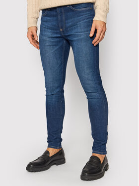 Tommy Jeans Tommy Jeans Jeansy Miles DM0DM12514 Granatowy Skinny Fit