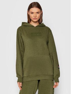 Ellesse Ellesse Μπλούζα Carli SGK12180 Πράσινο Regular Fit