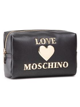 LOVE MOSCHINO LOVE MOSCHINO Kozmetická taštička JC5307PP1CLF0000 Čierna