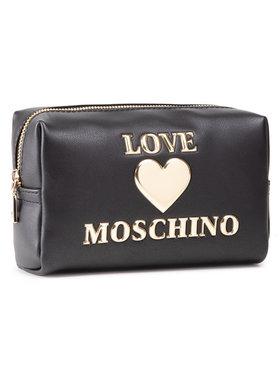 LOVE MOSCHINO LOVE MOSCHINO Smink táska JC5307PP1CLF0000 Fekete