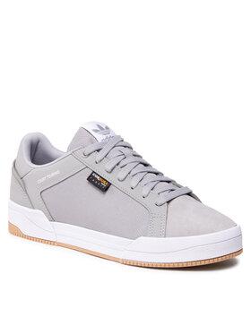 adidas adidas Обувки Court Tourino GW2875 Сив