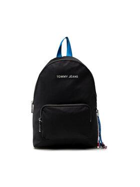 Tommy Jeans Tommy Jeans Plecak Tjw Fashion Mini Dome Backpack AW0AW10352 Czarny
