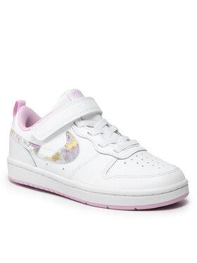 Nike Nike Buty Court Borough Low 2 Se (PSV) CZ6613 100 Biały