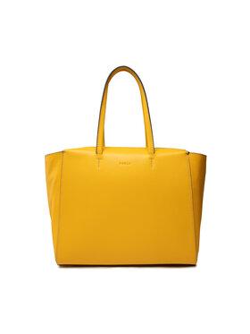Furla Furla Дамска чанта Regina WB00425-BX0211-0564S-1-007-20-CN-B Жълт