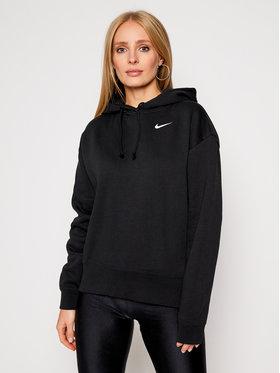 NIKE NIKE Sweatshirt Ample CZ2590 Schwarz Oversize