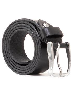 Guess Guess Vyriškas Diržas Not Coordinated Belts BM7303 LEA35 Juoda