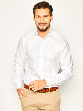 Emanuel Berg Emanuel Berg Риза Crown MCR37 Бял Modern Fit
