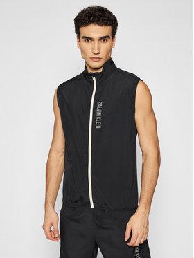 Calvin Klein Performance Calvin Klein Performance Vestă Woven Vest 00GMS1O672 Negru Regular Fit