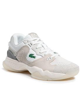 Lacoste Lacoste Sneakersy T-Point 0721 1 G Sfa 7-41SFA010418C Béžová