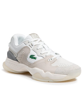 Lacoste Lacoste Sneakersy T-Point 0721 1 G Sfa 7-41SFA010418C Beżowy