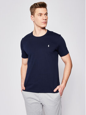 Polo Ralph Lauren Polo Ralph Lauren T-Shirt 714706745 Granatowy Regular Fit