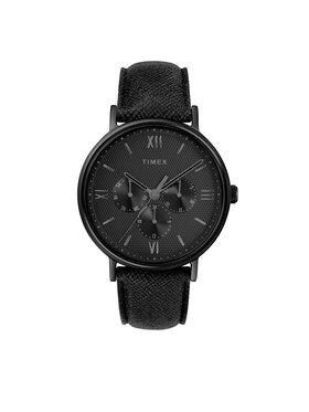Timex Timex Ρολόι Southview TW2T35200 Μαύρο