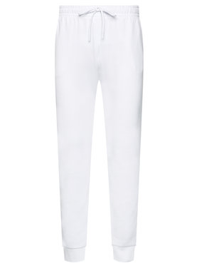 Lacoste Lacoste Pantalon jogging XF3168 Blanc Regular Fit