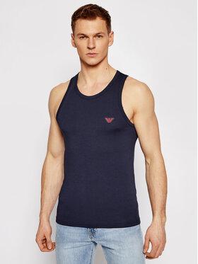 Emporio Armani Underwear Emporio Armani Underwear Tank top marškinėliai 110828 1P512 00135 Tamsiai mėlyna Regular Fit