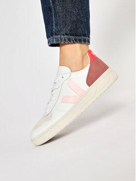 Veja Veja Sneakers V-10 Leather VX022292V Bianco