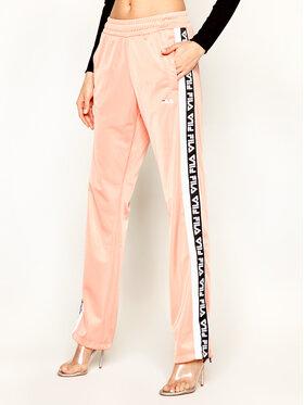 Fila Fila Teplákové kalhoty Tao 687688 Oranžová Regular Fit