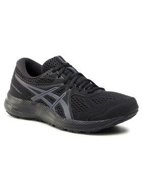 Asics Asics Обувки Gel-Contend 7 1012A911 Черен