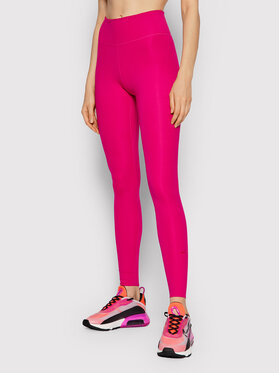 Nike Nike Leginsai One Luxe AT3098 Rožinė Tight Fit