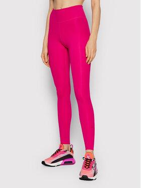 Nike Nike Legíny One Luxe AT3098 Ružová Tight Fit