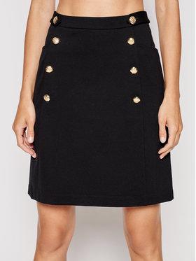 Lauren Ralph Lauren Lauren Ralph Lauren Mini sukňa Skt 200837704001 Čierna Regular Fit