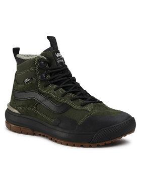 Vans Vans Sneakersy Ultrarange Exo Hi VN0A4UWJ26W1 Zielony