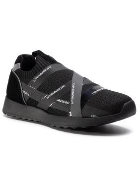 Emporio Armani Emporio Armani Sneakers X4X253 XL692 L057 Negru
