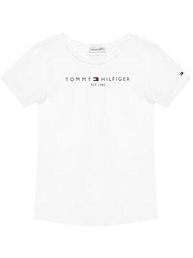 Tommy Hilfiger Tommy Hilfiger Tricou Essential KG0KG05242 M Alb Regular Fit